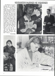 Page 10, 1987 Edition, Salado High School - Eagle Yearbook (Salado, TX) online yearbook collection