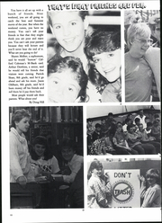 Page 14, 1987 Edition, Salado High School - Eagle Yearbook (Salado, TX) online yearbook collection