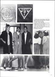 Page 17, 1987 Edition, Salado High School - Eagle Yearbook (Salado, TX) online yearbook collection