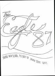 Page 5, 1987 Edition, Salado High School - Eagle Yearbook (Salado, TX) online yearbook collection