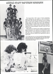 Page 7, 1987 Edition, Salado High School - Eagle Yearbook (Salado, TX) online yearbook collection