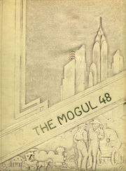 Page 1, 1948 Edition, Munday High School - Mogul Yearbook (Munday, TX) online yearbook collection