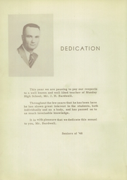 Page 10, 1948 Edition, Munday High School - Mogul Yearbook (Munday, TX) online yearbook collection
