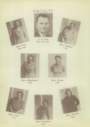 Page 16, 1948 Edition, Munday High School - Mogul Yearbook (Munday, TX) online yearbook collection