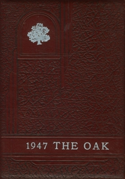 Page 1, 1947 Edition, Lone Oak High School - Oak Yearbook (Lone Oak, TX) online yearbook collection