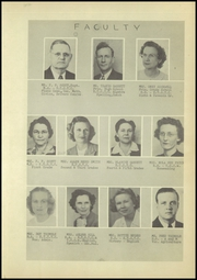 Page 13, 1947 Edition, Lone Oak High School - Oak Yearbook (Lone Oak, TX) online yearbook collection