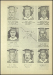 Page 17, 1947 Edition, Lone Oak High School - Oak Yearbook (Lone Oak, TX) online yearbook collection