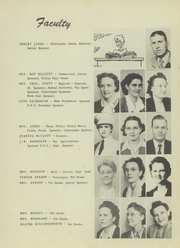 Page 17, 1945 Edition, Plains High School - Cowboy Yearbook (Plains, TX) online yearbook collection