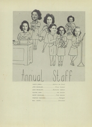 Page 9, 1945 Edition, Plains High School - Cowboy Yearbook (Plains, TX) online yearbook collection