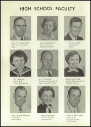 Page 12, 1955 Edition, Plains High School - Cowboy Yearbook (Plains, TX) online yearbook collection