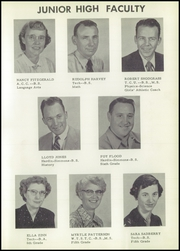 Page 13, 1955 Edition, Plains High School - Cowboy Yearbook (Plains, TX) online yearbook collection