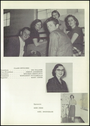 Page 17, 1955 Edition, Plains High School - Cowboy Yearbook (Plains, TX) online yearbook collection
