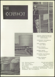 Page 5, 1955 Edition, Plains High School - Cowboy Yearbook (Plains, TX) online yearbook collection