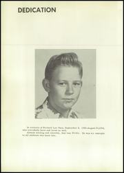 Page 6, 1955 Edition, Plains High School - Cowboy Yearbook (Plains, TX) online yearbook collection
