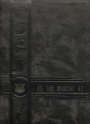 Page 1, 1947 Edition, Archer City High School - Wildcat Yearbook (Archer City, TX) online yearbook collection