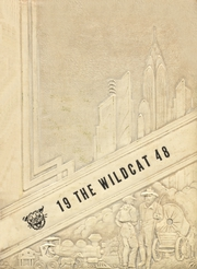 Page 1, 1948 Edition, Archer City High School - Wildcat Yearbook (Archer City, TX) online yearbook collection