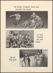 Page 10, 1957 Edition, Archer City High School - Wildcat Yearbook (Archer City, TX) online yearbook collection