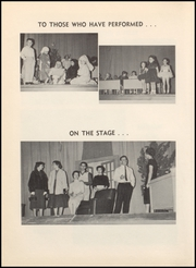 Page 12, 1957 Edition, Archer City High School - Wildcat Yearbook (Archer City, TX) online yearbook collection