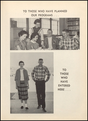 Page 15, 1957 Edition, Archer City High School - Wildcat Yearbook (Archer City, TX) online yearbook collection