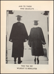 Page 16, 1957 Edition, Archer City High School - Wildcat Yearbook (Archer City, TX) online yearbook collection