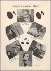 Page 6, 1957 Edition, Archer City High School - Wildcat Yearbook (Archer City, TX) online yearbook collection