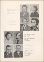 Page 13, 1959 Edition, Archer City High School - Wildcat Yearbook (Archer City, TX) online yearbook collection