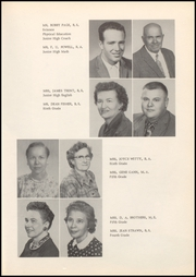 Page 15, 1959 Edition, Archer City High School - Wildcat Yearbook (Archer City, TX) online yearbook collection