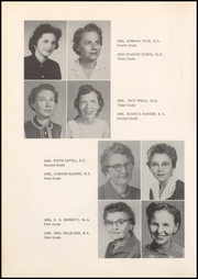 Page 16, 1959 Edition, Archer City High School - Wildcat Yearbook (Archer City, TX) online yearbook collection