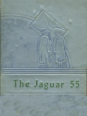 Page 1, 1955 Edition, Hubbard High School - Jaguar Yearbook (Hubbard, TX) online yearbook collection