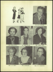 Page 12, 1955 Edition, Hubbard High School - Jaguar Yearbook (Hubbard, TX) online yearbook collection