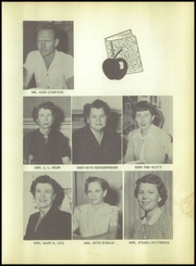 Page 13, 1955 Edition, Hubbard High School - Jaguar Yearbook (Hubbard, TX) online yearbook collection