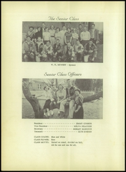 Page 16, 1955 Edition, Hubbard High School - Jaguar Yearbook (Hubbard, TX) online yearbook collection