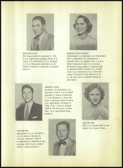 Page 17, 1955 Edition, Hubbard High School - Jaguar Yearbook (Hubbard, TX) online yearbook collection