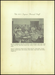 Page 6, 1955 Edition, Hubbard High School - Jaguar Yearbook (Hubbard, TX) online yearbook collection
