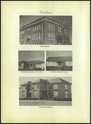 Page 8, 1955 Edition, Hubbard High School - Jaguar Yearbook (Hubbard, TX) online yearbook collection
