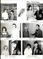Page 12, 1968 Edition, Chico High School - Dragon Yearbook online yearbook collection