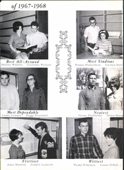 Page 13, 1968 Edition, Chico High School - Dragon Yearbook online yearbook collection
