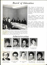 Page 8, 1968 Edition, Chico High School - Dragon Yearbook online yearbook collection