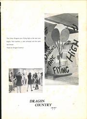 Page 5, 1977 Edition, Chico High School - Dragon Yearbook online yearbook collection