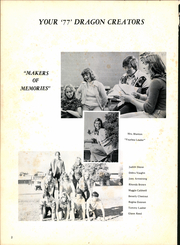 Page 6, 1977 Edition, Chico High School - Dragon Yearbook online yearbook collection