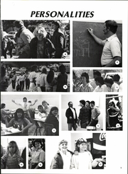 Page 9, 1987 Edition, Chico High School - Dragon Yearbook online yearbook collection