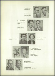 Page 14, 1955 Edition, Springlake High School - Wolverine Yearbook (Earth, TX) online yearbook collection
