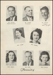 Page 14, 1947 Edition, Cross Plains High School - Bison Yearbook (Cross Plains, TX) online yearbook collection