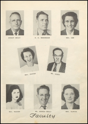 Page 15, 1947 Edition, Cross Plains High School - Bison Yearbook (Cross Plains, TX) online yearbook collection