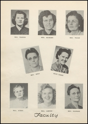 Page 16, 1947 Edition, Cross Plains High School - Bison Yearbook (Cross Plains, TX) online yearbook collection