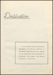 Page 9, 1947 Edition, Cross Plains High School - Bison Yearbook (Cross Plains, TX) online yearbook collection