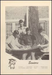 Page 16, 1950 Edition, Cross Plains High School - Bison Yearbook (Cross Plains, TX) online yearbook collection