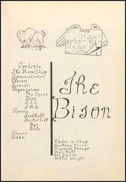 Page 7, 1950 Edition, Cross Plains High School - Bison Yearbook (Cross Plains, TX) online yearbook collection
