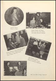 Page 9, 1950 Edition, Cross Plains High School - Bison Yearbook (Cross Plains, TX) online yearbook collection