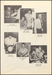 Page 13, 1951 Edition, Cross Plains High School - Bison Yearbook (Cross Plains, TX) online yearbook collection